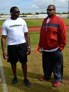 Coach Travis & Chris Chambers