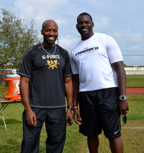 Coach Darren & Chris Chambers