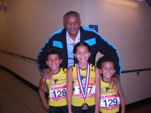 Former Olympian Tony Smith !!!