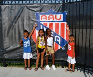 G-Force Junior Olympic Qualifiers in Humble, TX (2012)
