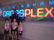G-Force Medalists @ Indoor National Championship 2013