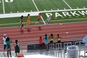 Watching 800m @ the J.O. (2012)