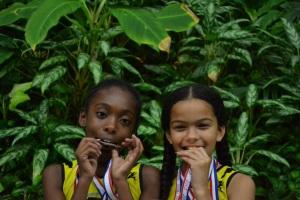 G-Force Medalists @ Jimmy Carnes Tori & Taliyah 2013