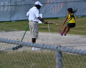 Taliyah Long Jumping @ J.O. (2012)