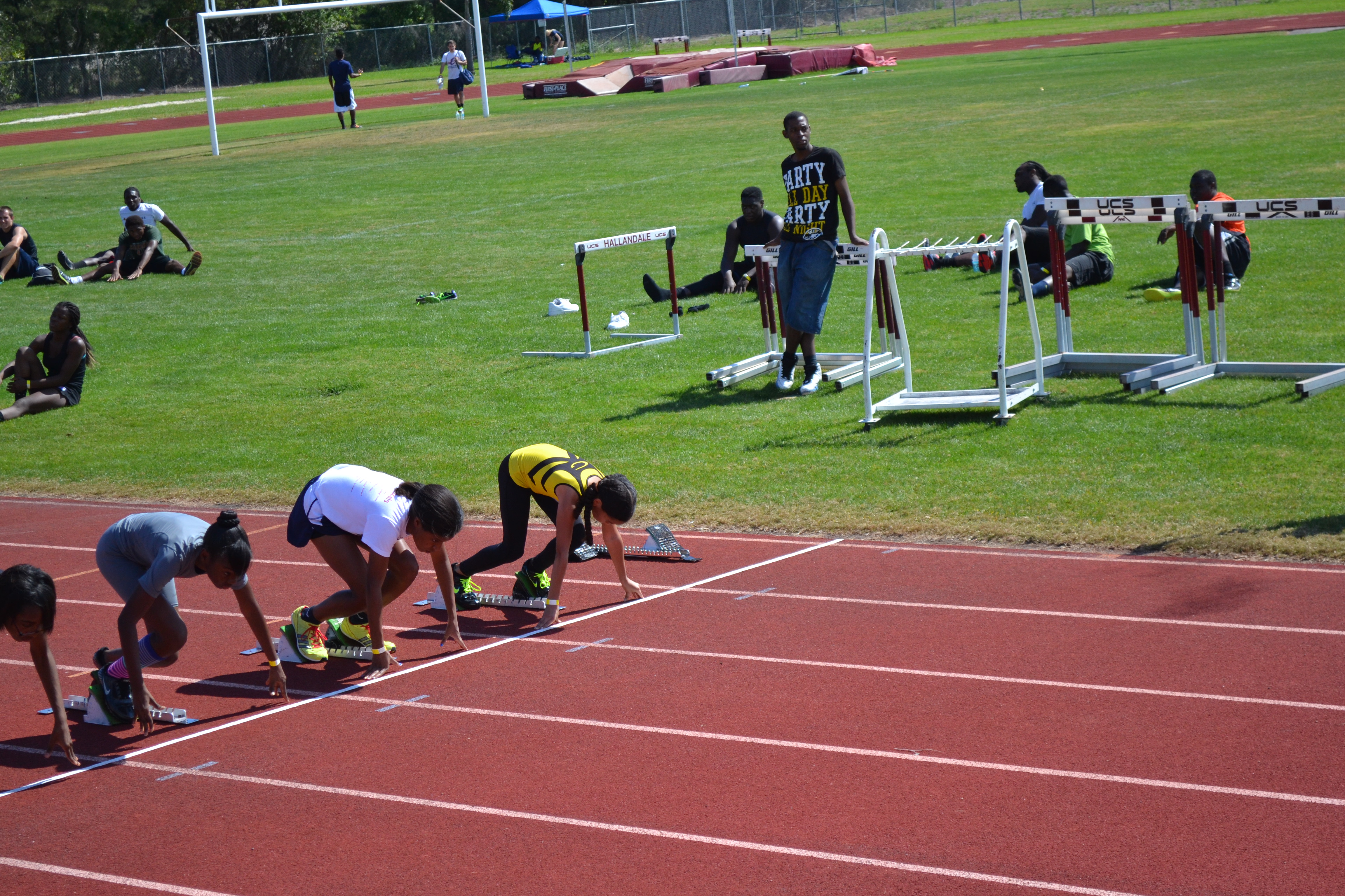 emory all comers track meet 2013 movies