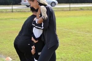 Tre & Coach Amanda