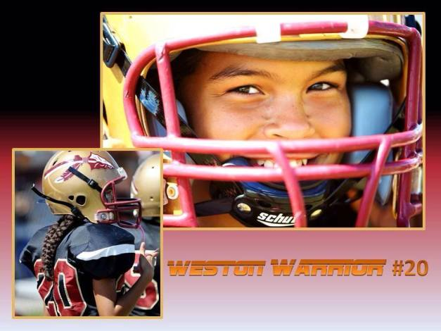 Weston Warriors Football (AYFL)